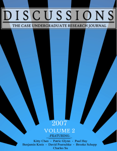 Vol 2, Issue 1